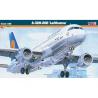 MASTER CRAFT maquette avion 060084 A-320-200 Lufthansa 1:125