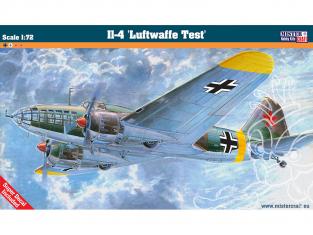 MASTER CRAFT maquette avion 060213 DB-3F Luftwaffe Test 1/72