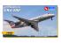 BPK maquette avion 14402 Bombardier CRJ-200 1/144