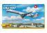 BPK maquette avion 14409 Bombardier CRJ-900 1/144