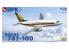 BPK maquette avion 7201 Boeing 737-100 1/72