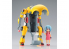 HASEGAWA maquette 52272 20 Mechatronics Wego Eva Collaboration Series Vol.1 «Zerogouki» + Rei Ayanami 1/20