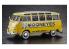Hasegawa maquette voiture 20477 Minibus Volkswagen Type 2 «Moon Eyes» 1/24