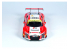 NuNu maquette voiture de Piste PN24024 Audi R8 LMS MACAU FIA GT 2015 1/24