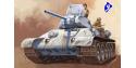 italeri maquette militaire 7008 T 34/76 M42 1/72