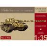 Modelcollect maquette militaire UA35022 Char Allemand E60 ausf.D 12.8cm Sabelzahntiger 1/35