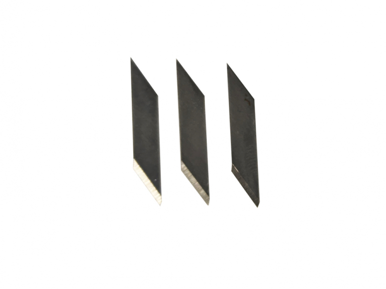 ModelCraft PKN4220/B Lames de rechange pour micro couteau Hobby PKN4220 x3