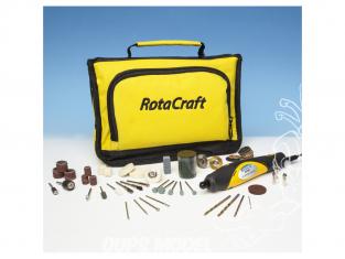 RotaCraft OUTILLAGE rc18X KIT MINI PERCEUSE 12V A VITESSE VARIABLE