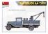 Mini Art maquette militaire 35351 Camion de depannage avec grue TYPE AA 1/35