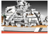 Revell maquette bateau 05174 HMS HOOD contre BISMARCK 80e anniversaire 1/700 et 1/720