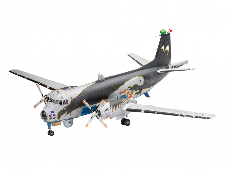 Revell maquette avion 03845 Breguet Atlantic 1 Italian Eagle 1/72