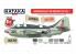 Hataka Hobby peinture acrylique Red Line AS113 Ensemble de peinture Modern RN Fleet Air Arm vol.1 6 x 17ml