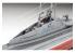 """Zvezda maquette sous marin 9041 Sous-marin soviétique """"Pike"""" 1/144"""