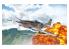 Italeri maquette avion 1452 North American F-51D Mustang Korean War 1/72