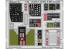 EDUARD photodecoupe avion Big33130 A-26C Invader Partie 1 Hobby Boss 1/32