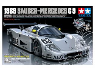 TAMIYA maquette voiture 24359 Sauber-Mercedes C9 1/24