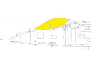 Eduard Express Mask EX770 Harrier GR.1/3 Kinetic 1/48