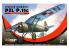 Mirage maquette avion 481001 PZL P.11c Version chasseur 1/48