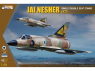 Kinetic maquette avion K48056 IAI Nesher Monoplace / Biplace 1/48