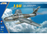 Kinetic maquette avion K48068 F-84F Thunderstreak 1/48