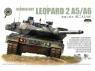 Border model maquette militaire TK7201 Leopard 2 A5/A6 1/72