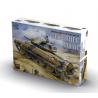Border model maquette militaire BT-012 Crusader Mk.III Battle of EL Alamein 1/35