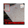 Border model outillage BD0014 Tapis de coupe pour masques - camouflage WWII 200 x 270mm