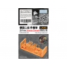 Liang Model 0420 Grenades Allemandes WWII x46 1/35