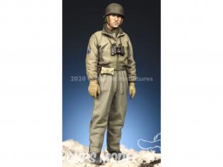 Alpine figurine 35284 Commandant de char US 1 WWII 1/35
