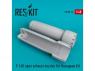 ResKit kit d'amelioration Avion RSU48-0096 Tuyère ouvertes F-14 (D) pour kit Hasegawa 1/48