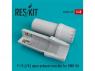 ResKit kit d'amelioration Avion RSU48-0105 Tuyère ouvertes F-15 (I / K) pour kit GWH 1/48