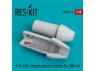ResKit kit d'amelioration Avion RSU48-0106 Tuyère fermée F-15 (I / K) pour kit GWH 1/48