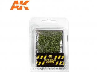 AK interactive Diorama series ak8152 Feuilles érable été 1/72 / 28mm