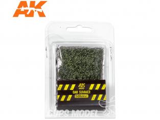 AK interactive Diorama series ak8157 Feuilles chêne été 1/72 / 28mm