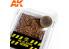 AK interactive Diorama series ak8159 Feuilles chêne fin automne 1/35 / 1/32 - 75mm / 90mm