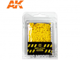 AK interactive Diorama series ak8164 Feuilles érable automne 1/35 / 1/32 - 75mm / 90mm
