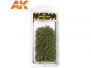 AK interactive Diorama series ak8166 Arbustes buissons vert été 1/35 - 75mm / 90mm