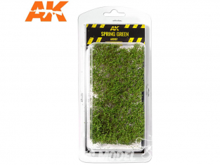 AK interactive Diorama series ak8167 Arbustes buissons vert printemps 1/35 - 75mm / 90mm