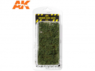 AK interactive Diorama series ak8168 Arbustes buissons vert foncé été 1/35 - 75mm / 90mm