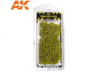AK interactive Diorama series ak8171 Arbustes buissons vert clair printemps 1/35 - 75mm / 90mm