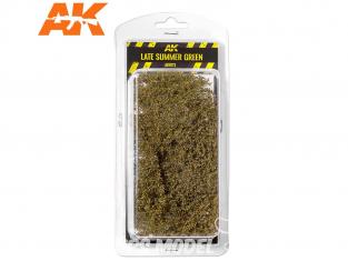 AK interactive Diorama series ak8172 Arbustes buissons vert fin été 1/35 - 75mm / 90mm