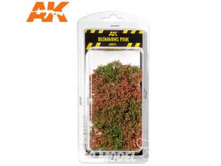 AK interactive Diorama series ak8173 Arbustes buissons rose fleuri 1/35 - 75mm / 90mm