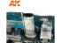 AK interactive accessoire ak9136 Bobine fil élastique SUPER-FIN 20 mètres