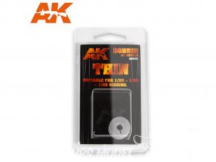AK interactive accessoire ak9137 Bobine fil élastique FIN 20 mètres