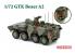 Dragon maquette militaire 7680 GTK Boxer A2 1/72