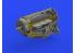 Eduard kit d'amelioration brassin Big SIN64872 Set Avancé Spitfire Mk.IIb Eduard 1/48