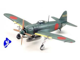 tamiya maquette avion 60768 kawanishi 1/72
