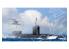 HOBBY BOSS maquette sous marin 83531 USS Greeneville SSN-772 1/350