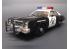 MPC maquette voiture 922 Dodge Monaco California Highway Patrol Police Car 1/25