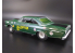 """AMT maquette voiture 1192 Ford Galaxie """"Jolly Green Gasser"""" 1965 1/25"""
